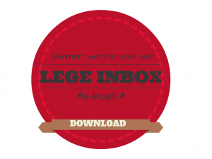 digital ants - e-boek lege inbox