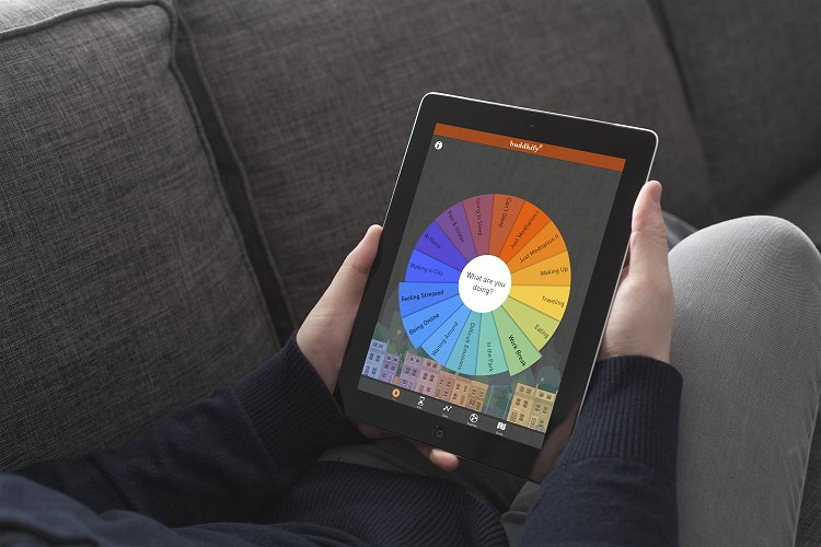 Buddhify Mindfulness app | digitalants.nl